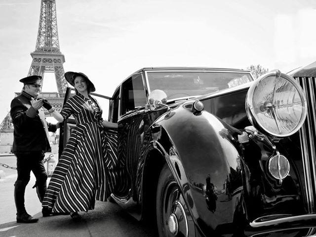 Location De Voitures Anciennes Avec Chauffeur à Paris