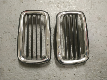 Grille for BMW 635 CSi  right and left side