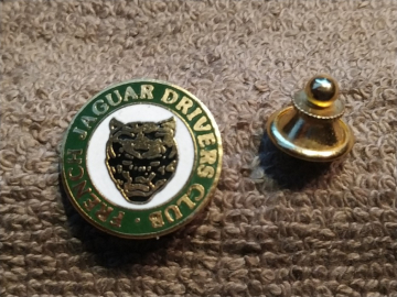 Pin's FJDC French Jaguar Drivers Club
