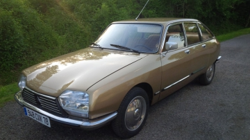 CITROËN GS PALLAS de 1978