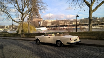Rolls Royce Coniche Cabriolet